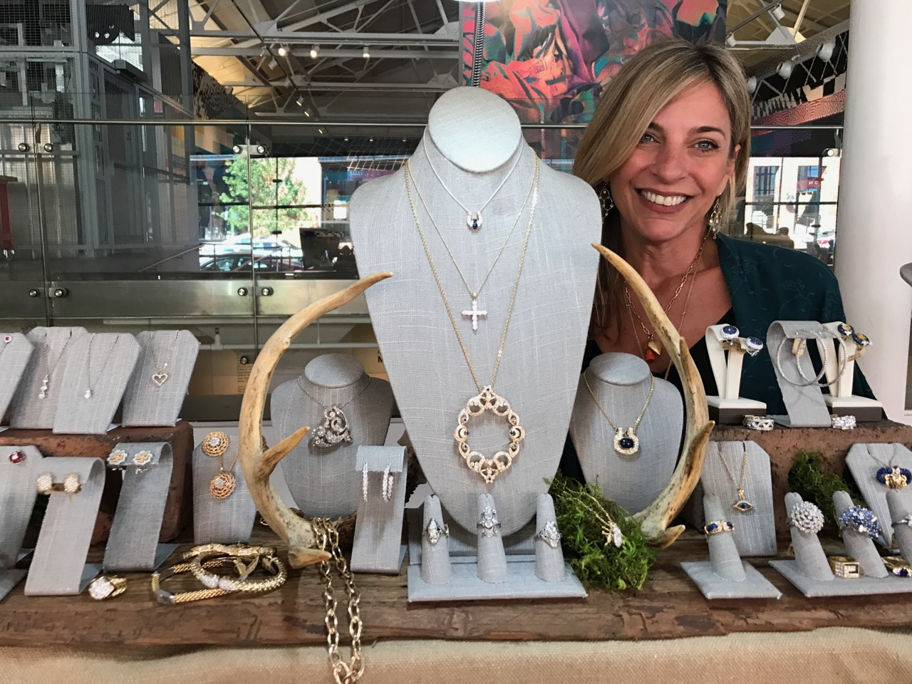 jewelry trunk show raleigh
