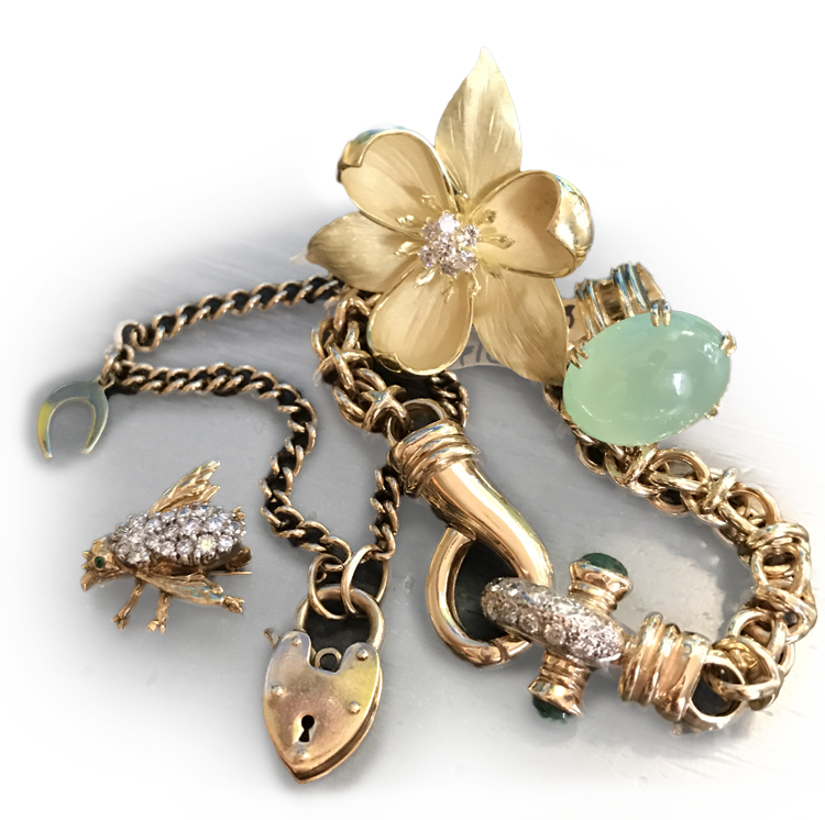 fine vintage jewelry raleigh
