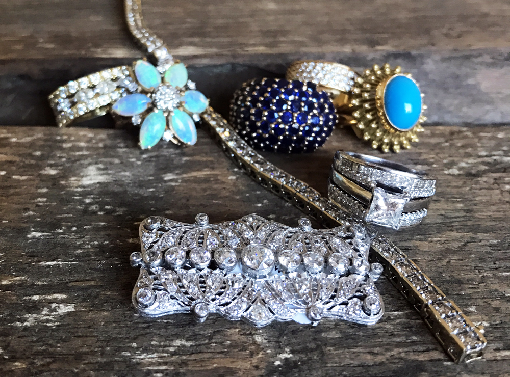 selling jewelry raleigh